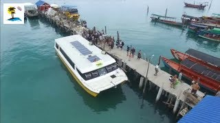 Ferries From Sihanoukville to Koh Rong | Visit Koh Rong