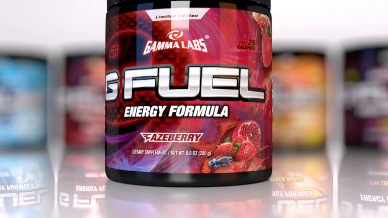 Fazeberry G Fuel World Reveal Youtube