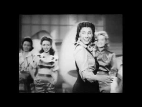 Tap Chorus With A Little Swing Dance   1942