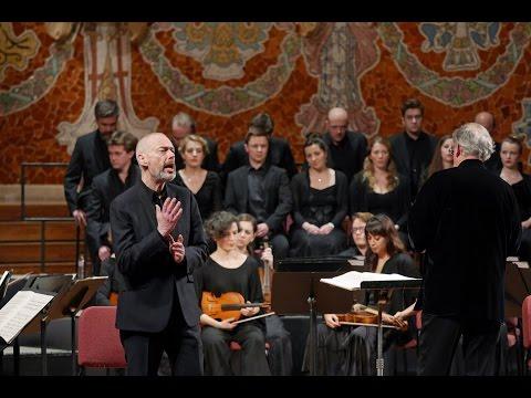 J.S. Bach: St. Matthew Passion - No. 18 Evangelist, Jesus