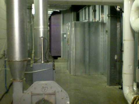 Atlantic Yarns Inc Ventilation room
