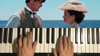 HOW TO PLAY - Somewhere In Time (Piano Tutorial Lesson)