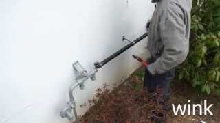 winkblog#230 installing natural gas at  my house part 1