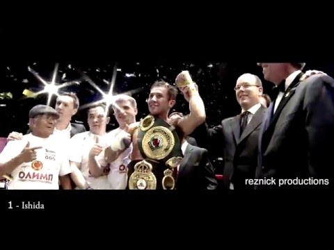 Gennady Golovkin - Top 10 Knockouts (2016)