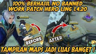UPDATE PATCH LING 1.4.20!!! DRONE VIEW MOBILE LEGENDS TERBARU SUPPORT SEMUA ANDROID