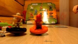 видео как играть лего ниндзя го от Данила