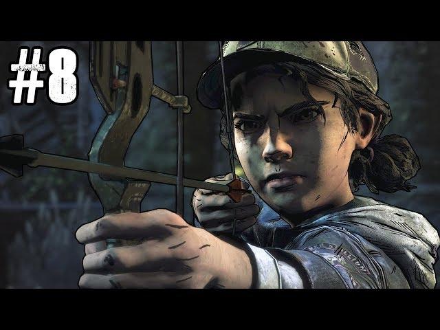The Walking Dead The Final Season - SUFFER THE CHILDREN - Episode 2 ENDING