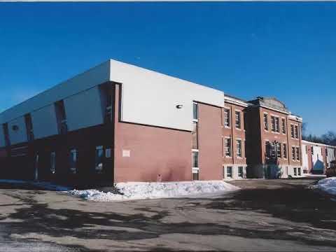 Remembering the old Hartland High School ,NB memories