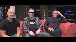 Otázky - Müller & Kocáb & Soukup - Show Jana Krause 9. 10. 2019