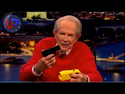 Hard News With Murdock: Pat Robertson calls police a bunch of clowns after Daunte Wright shooting