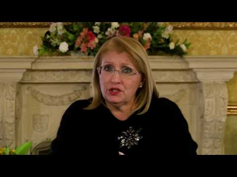 Interview with Her Excellency The President of Malta Marie Louise Coleiro Preca