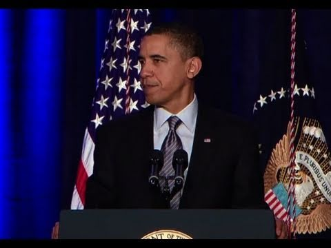 President Obama on Health Reform at Families USA
