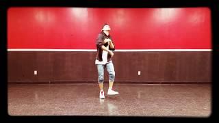 Youth B choreography solo
