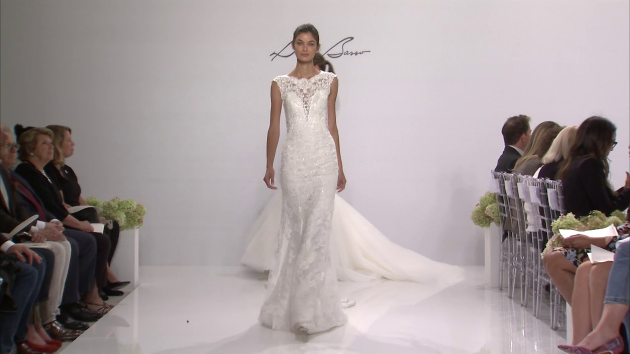 Dennis Basso Collection 2017 - YouTube