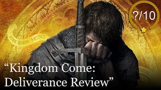 Kingdom Come: Deliverance PS4 Review (Video Game Video Review)