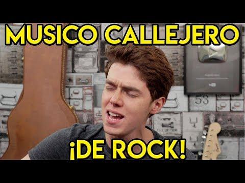 Fui Guitarrista De La Calle y Tocaba ESTAS CANCIONES