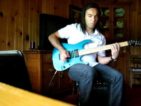 Anathema - Fragile Dreams (Guitar Cover/Study By Timmy Toskas 2011)