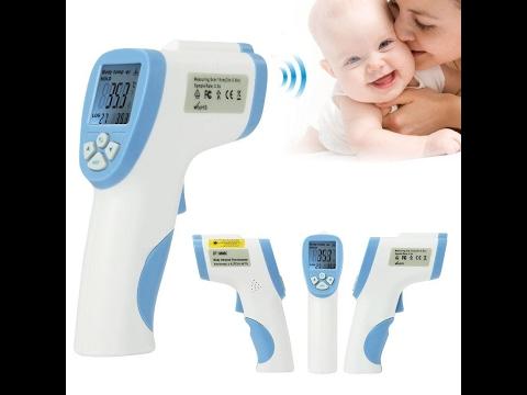 Обзор термометра, Бесконтактный медицинский инфракрасный термометр.