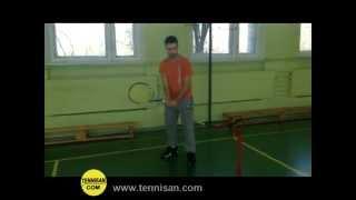 Современный теннисный тренажер