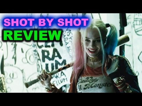Suicide Squad Official Trailer REVIEW aka REACTION