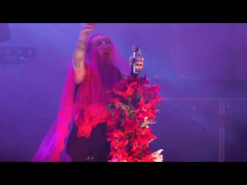 Marilyn Manson - Coma White - live Dresden 22.7.2017