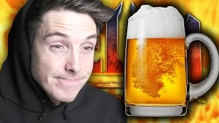 CORRUPTING CHILDREN WITH BEER! (SEUM: Speedrunners From Hell)