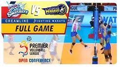 PVL OC 2018: Creamline vs. Tacloban | Full Game | 3rd Set | October 3, 2018