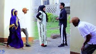 Filmkii Faataale   Buuga Xanta   (Part 2) Qaali Ladan vs Rasmi Rays