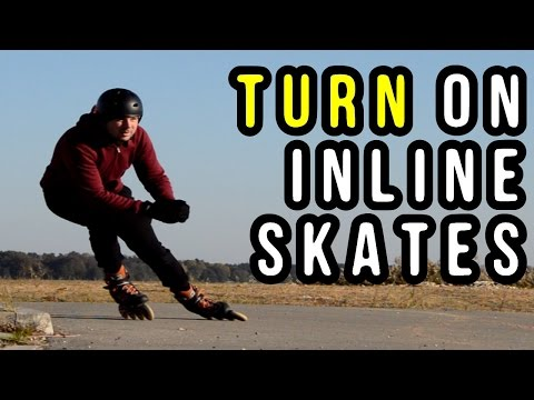 Top 5 Ways to TURN on Inline Skates