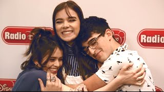 Maddy and Chase Make Waffles with Hailee Steinfeld | Radio Disney