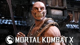 Mortal Kombat X - Baraka Gameplay [1080p] TRUE-HD QUALITY