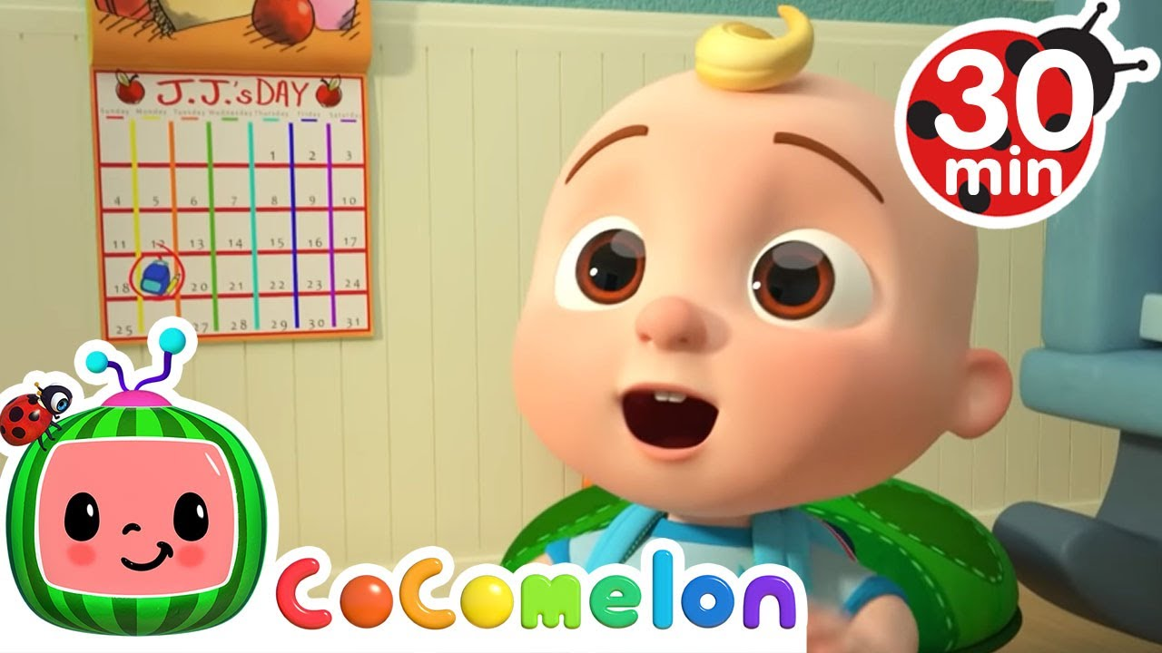 Download CoComelon Back To School Songs + More Nursery Rhymes & Kids Songs - CoComelon