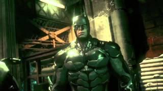 BATMAN Arkham Knight Scarecrow Cameplay PS4   Xbox One