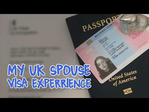 My UK Spouse Visa Experience