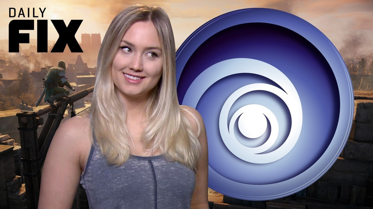 Ubisoft Reveals 3 New Game Sequels – IGN Daily Fix