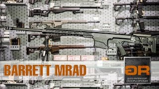 Barrett MRAD Винтовка Сил Спецопераций - Обзор Современного Оружия от Guns-Review.com