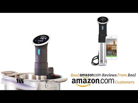 Reviews  The Nano is a smaller cooker Anova