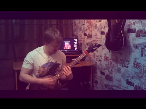 Nickelback – Feed The Machine (GUITAR COVER w/ SOLO) NEW SONG 2017