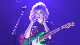 St. Vincent HQ LIVE The Beacham Orlando Florida Oct 7th 2014