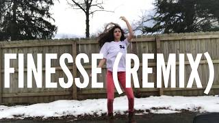 FINESSE (Remix) - Bruno Mars ft Cardi B Dance Cover| Matt Steffanina Choreography