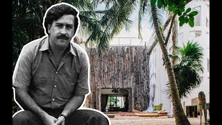 You can stay in one of Pablo Escobar's former mansions for $515 a night