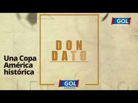 Don Dato: La Copa América, protagonista del partido de fútbol más largo de la historia