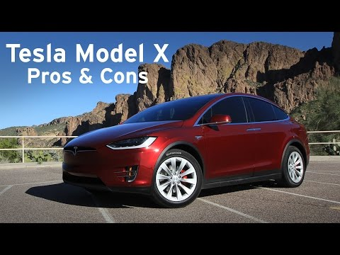 Tesla Model X – Pros & Cons – Driving Review – Everyday Driver