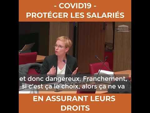 Covid-19 : Protéger les travailleurs en assurant leurs droits