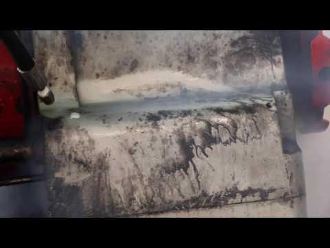 SHANGHAI YANO BOILER  STEAM CLEANER PERFORMANCE