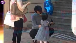 劉愷威帶小糯米玩耍 父女親密不見楊冪