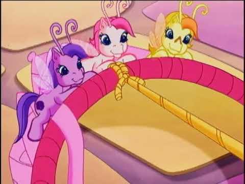 My little pony a very pony place мультфильм 2007
