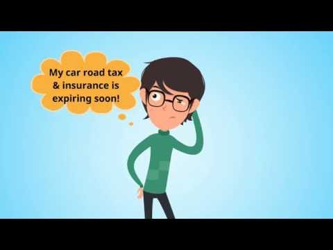 Renew Car Insurance Online. Easy, Fast and Reliable.