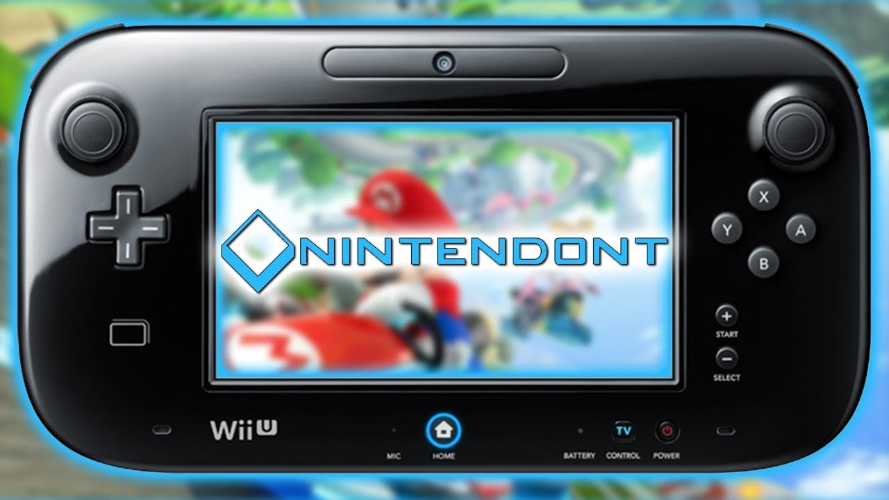 Install and Play Gamecube Games (ISO) on Wii U GamePad ...