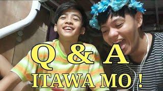 Q&A ( KYLE & CK ) ( NAKAKATAWA YUN ! )